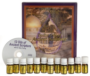 12 Oils of Ancient Scripture
